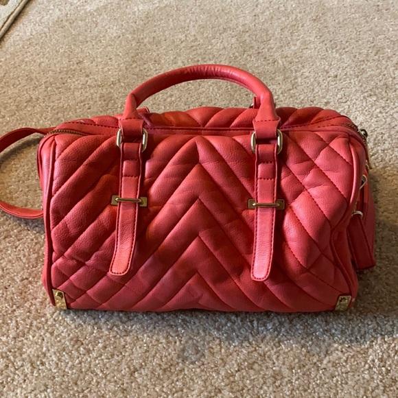 Charming Charlie Shoulder Bag W/Handles & Wallet
